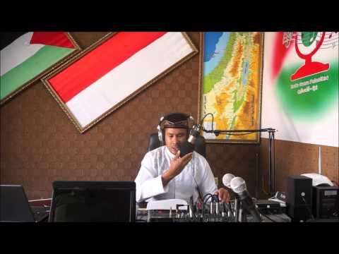 Menengok ONAIR di Studio Radio Suara Palestina(Siaran siang 4 Nov 2014, Pukul 20:00 WIB)