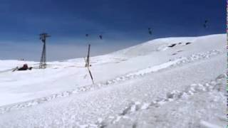Nine Knights 2015 - First ever quad cork on snowboard landed