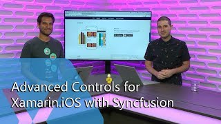 Advanced Controls for Xamarin.iOS with Syncfusion | The Xamarin Show