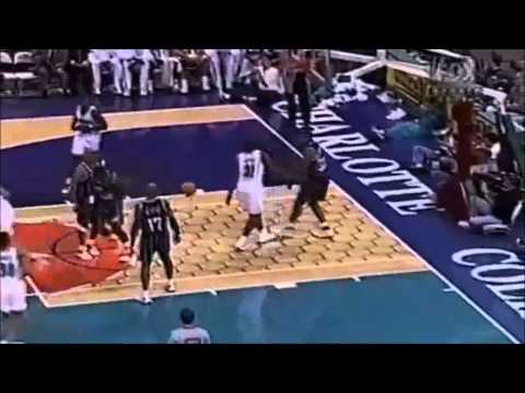 Glen Rice 42 points vs. Rockets (1997)