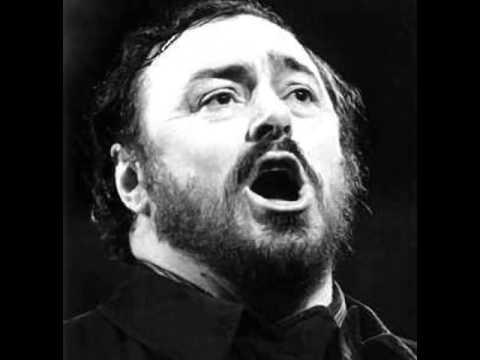 Luciano Pavarotti - Nina (Salzburg, 1976)