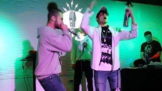 Casper vs Btov / Top 16 - L.A. Beatbox Bae 2016