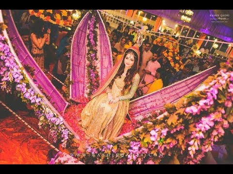 Mehndi Bride Entrance S : Awesome ideas for girls wedding entrance mehndi youtube