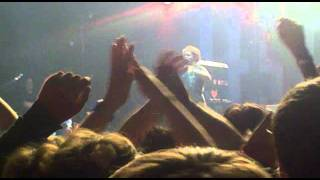 bernard zingt op gladiolen 2011