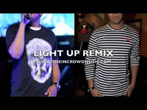The In Crowd- Light Up Remix (Drake & Jay-Z)