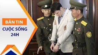 Sinh viên Mỹ về từ Triều Tiên chết bí ẩn   VTC1