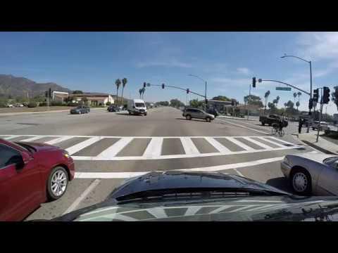 Drive Through The Santa Monica Mountains To Malibu Pier