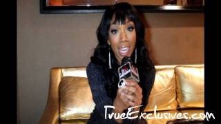Brandy talks Beyonce Comparisons & Blue Ivy (Lady Gaga & Rihanna)