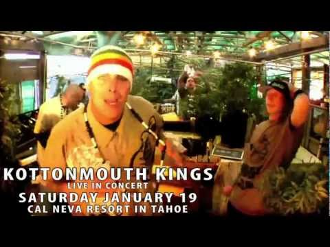 Kottonmouth Kings live in North Lake Tahoe Saturday January 19th 2013
