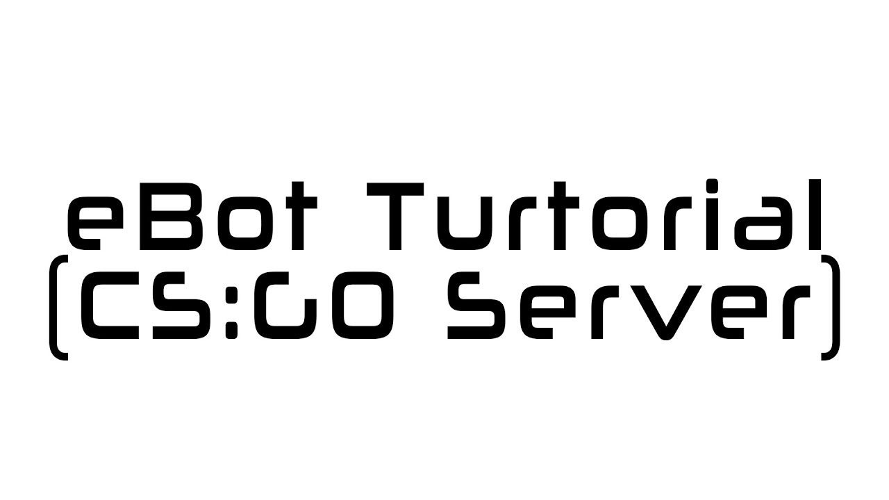 Setting up CS:GO dedicated server with eBot - on Ubuntu