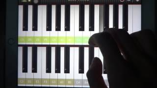 CÓ EM CHỜ | MIN FT MR A | Hoàng Vít | Ipad Piano Cover