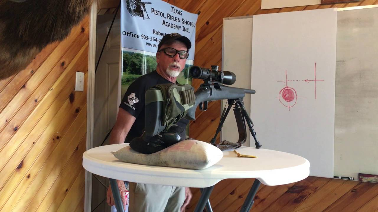 How to Bore Sight a Rifle