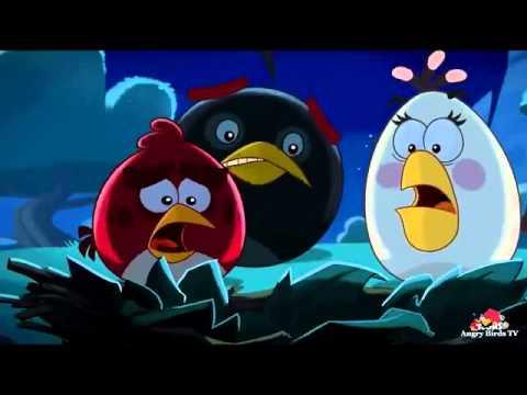 Злые птички 25 серия Angry Birds Toons 2013