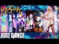 Just Dance | Ke$ha | JD2 - JD2014 | History in Just Dance