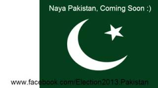 Naya Pakistan Song from Salman Ahmed Junoon    Coming Soon