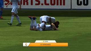 AWESOME GOAL!!! FIFA 14 Hernanes(, 2014-01-20T03:54:15.000Z)