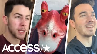 Baixar The Jonas Brothers Have The Cutest Reaction Ever To 'Sucker' Hitting No. 1!   Access