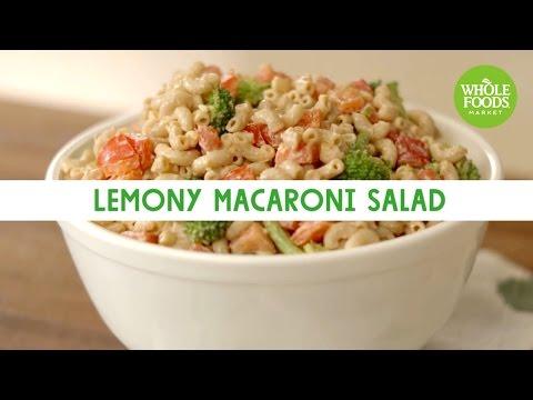 Lemony Macaroni Salad l Freshly Made | Whole Foods Market
