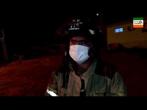 Capitán Matias Cáceres cuerpo de Bomberos Voluntario K115
