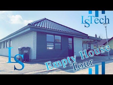 My New House | Empty House Tour | LS Tech