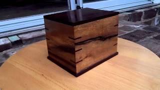 4. Floating Shelves Box