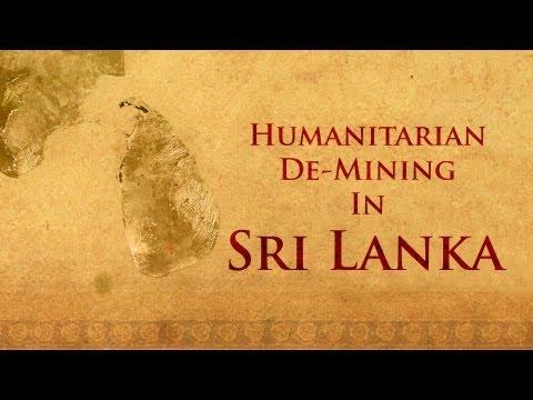 De-Mining in Sri Lanka