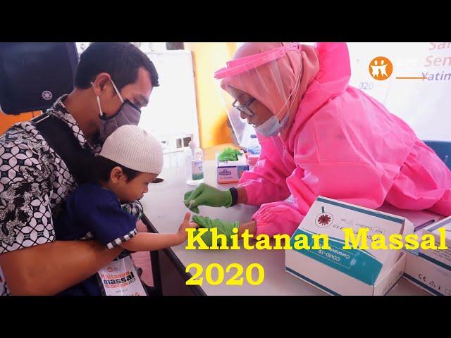 Program Khitanan Massal 2020