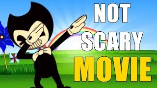 How to Make Bendy And The Ink Machine Not Scary (MOVIE)