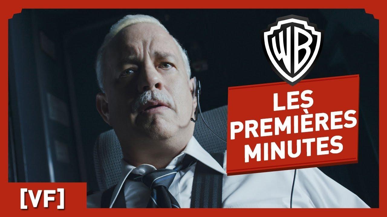 Sully - Découvrez les premières minutes du film !