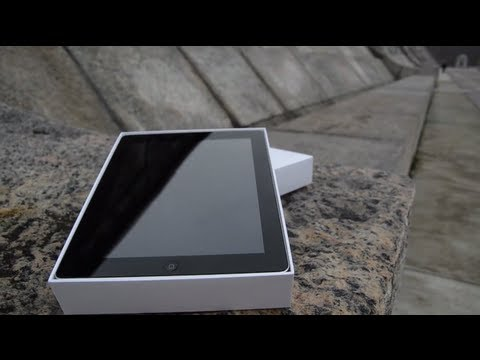 Epic New iPad 3rd Generation Unboxing