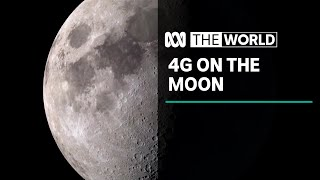 Nokia to build the first cellular network on the Moon   The World