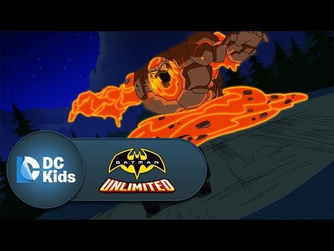 Beat the Heat | Batman Unlimited | DC Kids