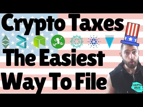 The Easiest Way To Do You Crypto Taxes [Bitcoin.tax Review]