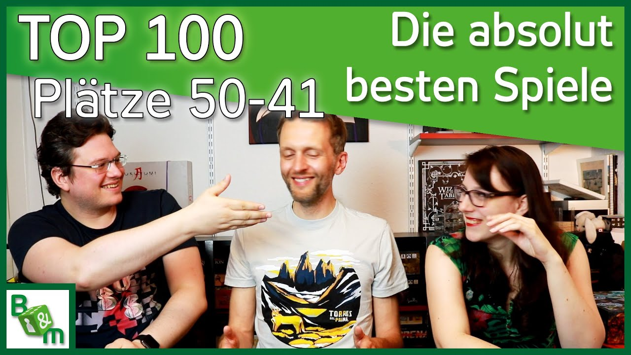 Top 100 Spiele