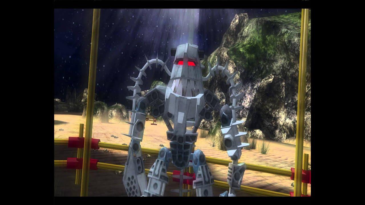 Lego Bionicle Heroes All Piraka Playground Activities