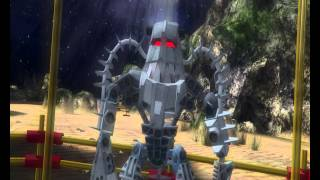 LEGO Bionicle Heroes: All Piraka Playground Activities