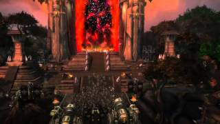 WoW Warlords of Draenor - #17 Темный портал