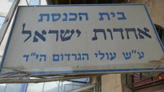 בית הכנסת אחדות ישראל - פלג לוי  יום ירושלים    2016
