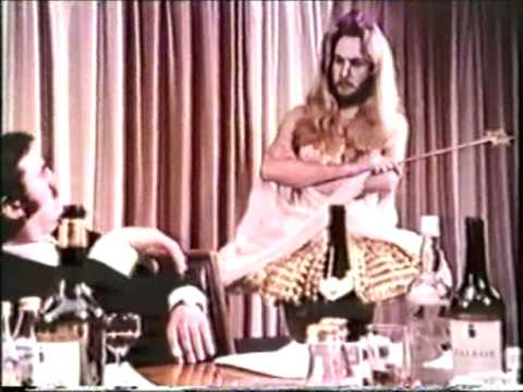 Monty Python - The Great Birds Eye Peas Relaunch of 1971-Advert