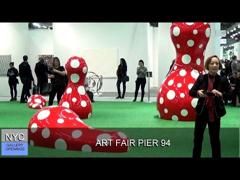 THE ARMORY SHOW 2017 - Video 3 of 5