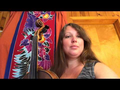 Bb Scale Violin Tutorial