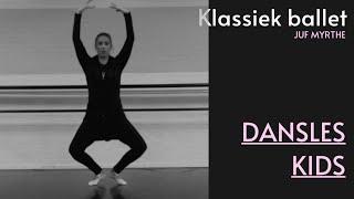KLASSIEK BALLET - dansles kids