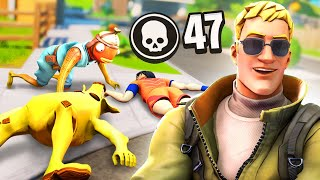 47 KILLS IN FRIDAY NITE FORTNITE
