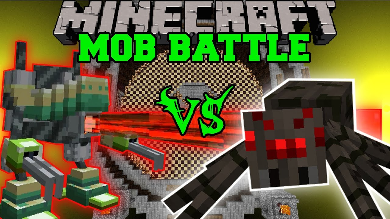 Resultado de imagem para Mob Battle Mod