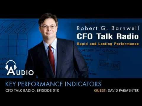 Eps. 010 CFO Talk Radio: Key Performane Indicators