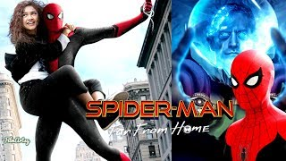 Spider-Man: Far From Home Official Trailer Release Date Update - 2019