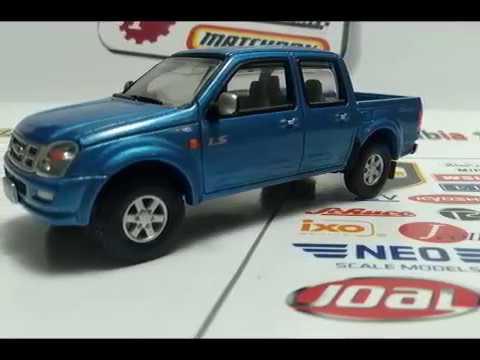 1:43 Isuzu (Chevrolet Luv) D-Max