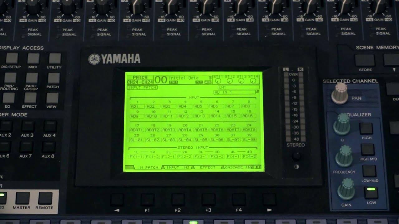 Yamaha V Studio Manager