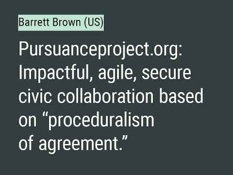 #SWAP: Barrett Brown (Pursuanceproject.org)