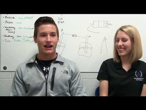 Brazosport ISD's Rocket Engineering Course